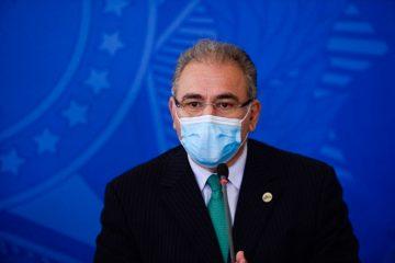 Marcelo Queiroga 360x240 - Marcelo Queiroga anuncia dose de reforço para profissionais de saúde; confira