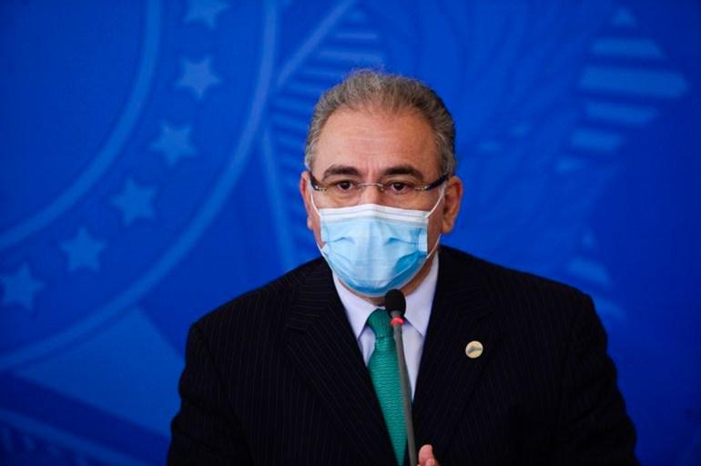 Marcelo Queiroga - Marcelo Queiroga anuncia dose de reforço para profissionais de saúde; confira