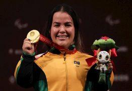 FAZENDO HISTÓRIA: Mariana D'Andrea conquista o primeiro ouro da história do Brasil no halterofilismo