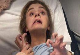 Jovem fica 'paralisada' por 4 horas após tomar bebida oferecida por estranho
