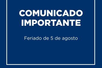 Em nota, Fecomércio orienta lojistas sobre aberttura de lojas, nesta quinta-feira (05)