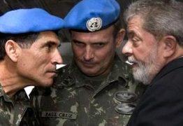 Lula critica militares e diz que só vai conversar com Forças Armadas se for eleito
