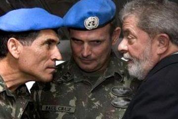 PT quer dialogo com militares atraves de Lula Santos Cruz e Dirceu quer o Centrao de volta 770x410 1 360x240 - Lula planeja reaproximação com militares e documento para relembrar investimentos durante seu governo