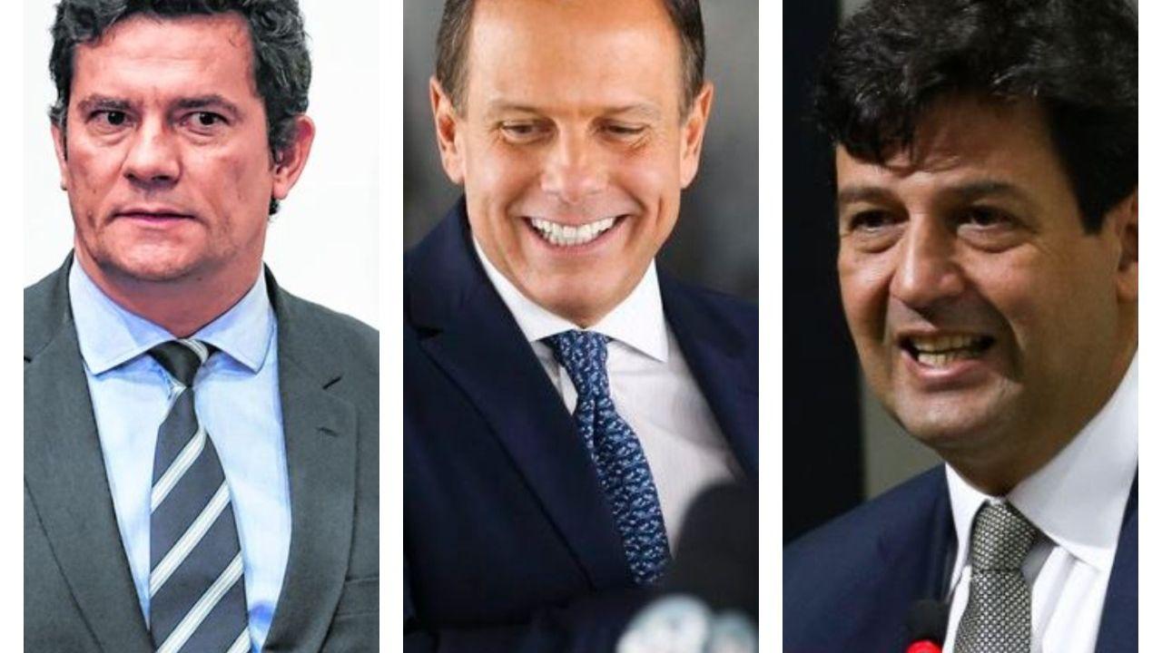 Possiveis terceiras vias - ELEIÇÕES 2022: nove partidos se reúnem em busca de 'terceira via'