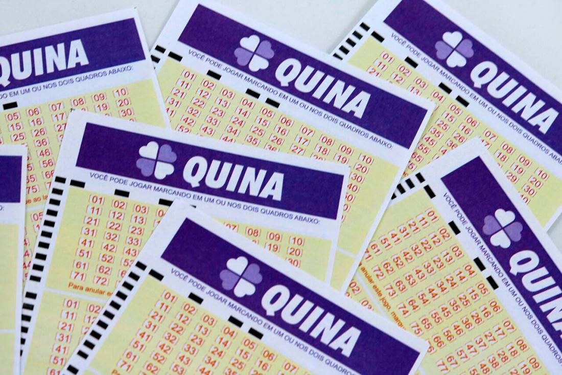 Quina loteria Várzra Grande e Juruena julho 2020 reprodução - QUINA: aposta de João Pessoa leva prêmio de R$ 1,4 milhão