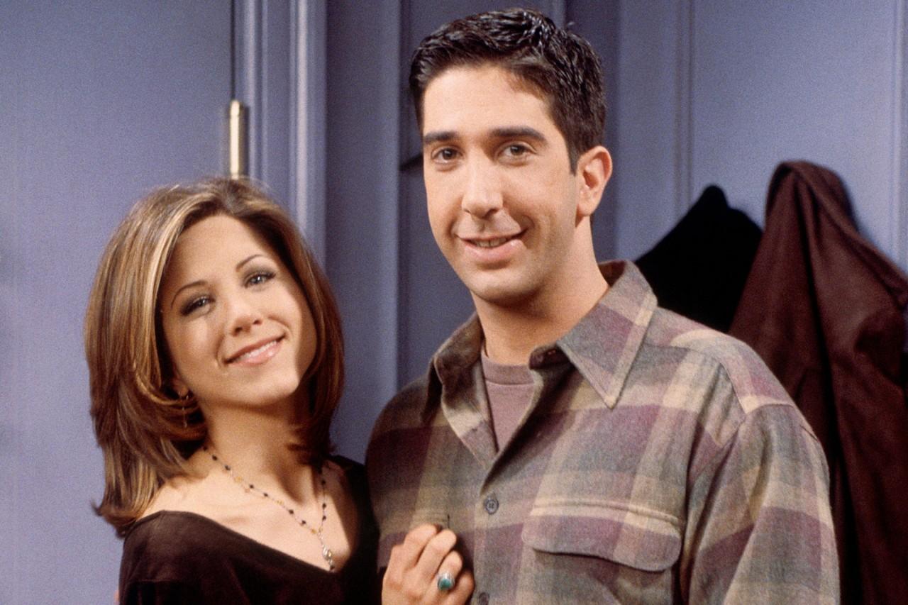 Rachel Ross Friends - Rachel e Ross vive? Jennifer Aniston e David Schwimmer estão vivendo romance, afirma revista
