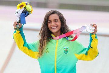 Saiba quanto ganham os medalhistas olímpicos do Brasil após subirem ao pódio