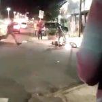 Screenshot 411 150x150 - Homem sem habilitação empina moto na frente da PM e leva voadora