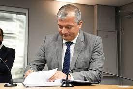 TROCOLLIJUNIOR - Trocolli Júnior assume mandato na AL-PB com licença de Jeová Campos