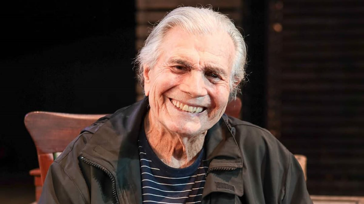 Tarcisio Meira - Morre Tarcísio Meira, o eterno galã da TV brasileira, aos 85 anos