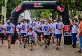 Prefeitura entrega pavimentação de oito ruas no Bairro das Indústrias com corrida comemorativa