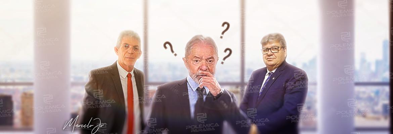 WhatsApp Image 2021 08 04 at 10.00.41 - 2022: O dilema de LULA na Paraíba! Ficar com João ou Ricardo ? - Por Rui Galdino