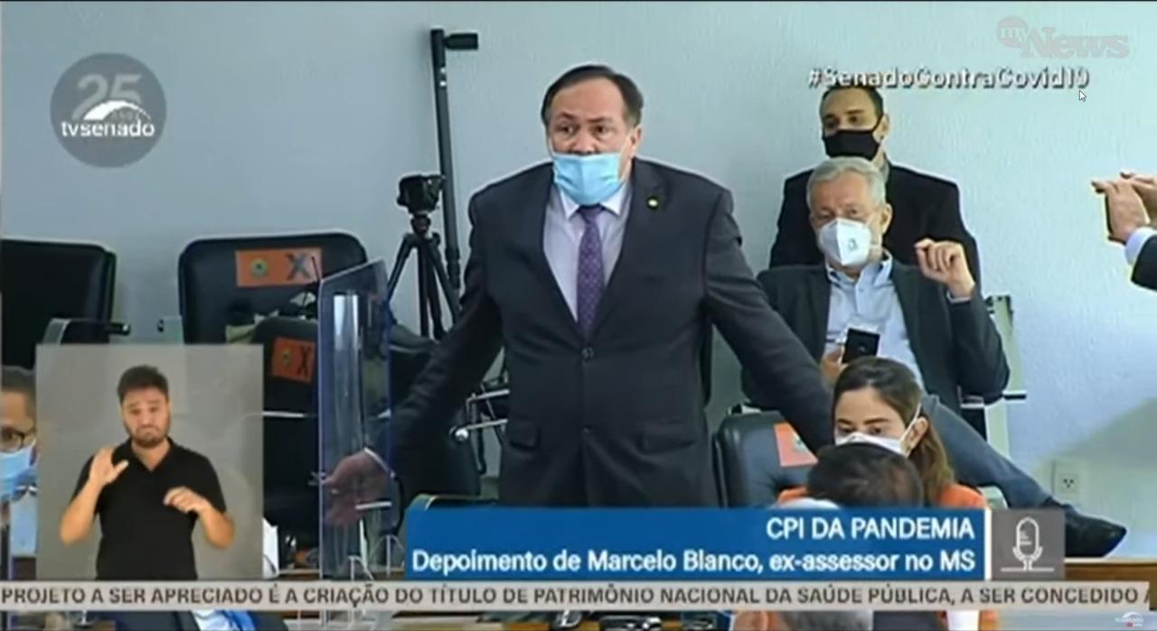 WhatsApp Image 2021 08 04 at 12.49.41 - CPI DA COVID: Deputado federal faz tumulto na sessão e deve ser alvo do Conselho de Ética - VEJA VÍDEO