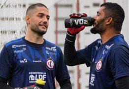 Mauro Iguatu fala sobre uso dos pés para goleiros durante os jogos