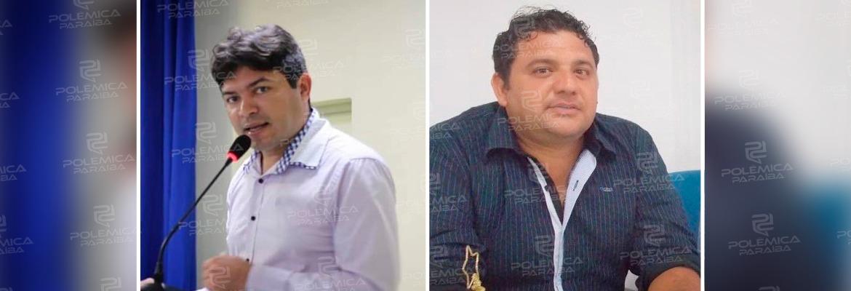 """WhatsApp Image 2021 08 11 at 17.07.29 - """"CAVALO ALAZÃO E JUMENTO"""": Vereador de Bananeiras compara a cidade com Pirpirituba e vereador pirpiritubense responde: """"Sua mulher vai gostar"""" - OUÇA"""