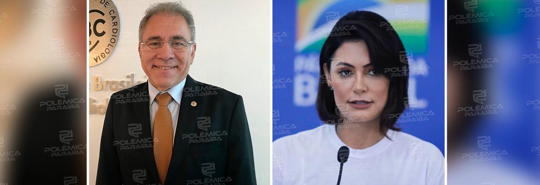 WhatsApp Image 2021 08 12 at 13.56.22 - Marcelo Queiroga e Michelle Bolsonaro cumprem agenda oficial na Paraíba nesta sexta-feira