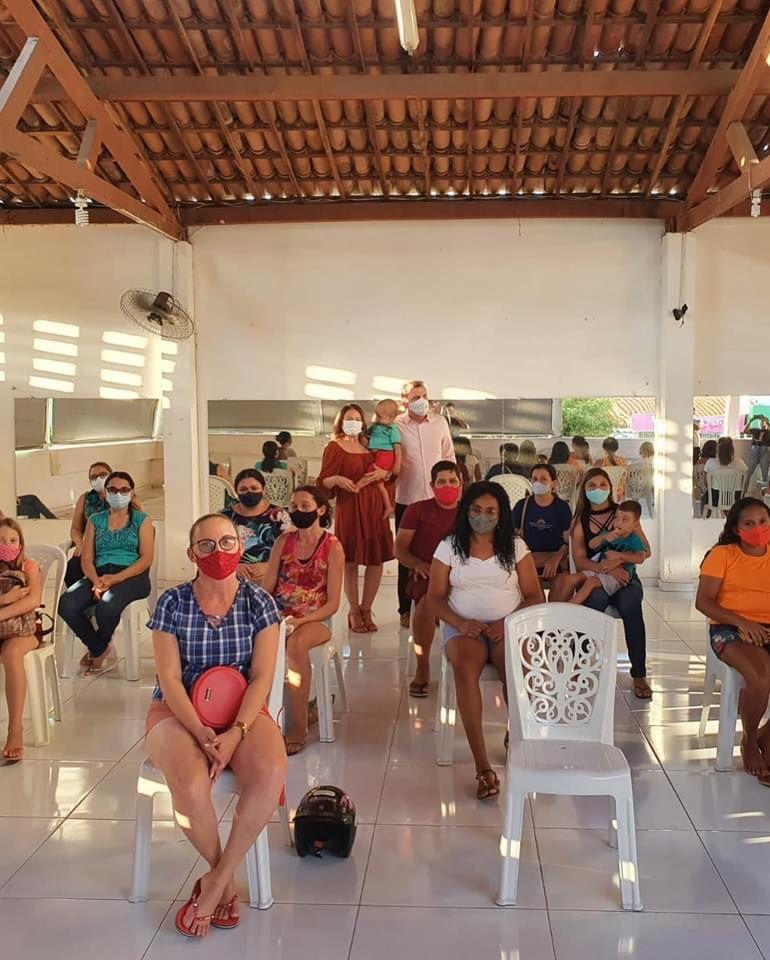WhatsApp Image 2021 08 17 at 09.15.53 1 - Prefeito Chico Mendes participa de reunião de grupo de mães de crianças portadoras de necessidades especiais