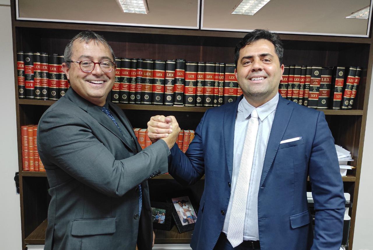 WhatsApp Image 2021 08 18 at 10.33.25 - ELEIÇÕES OAB-PB: Inácio Queiroz recebe apoio de advogado João Alberto, que irá compor chapa como conselheiro federal