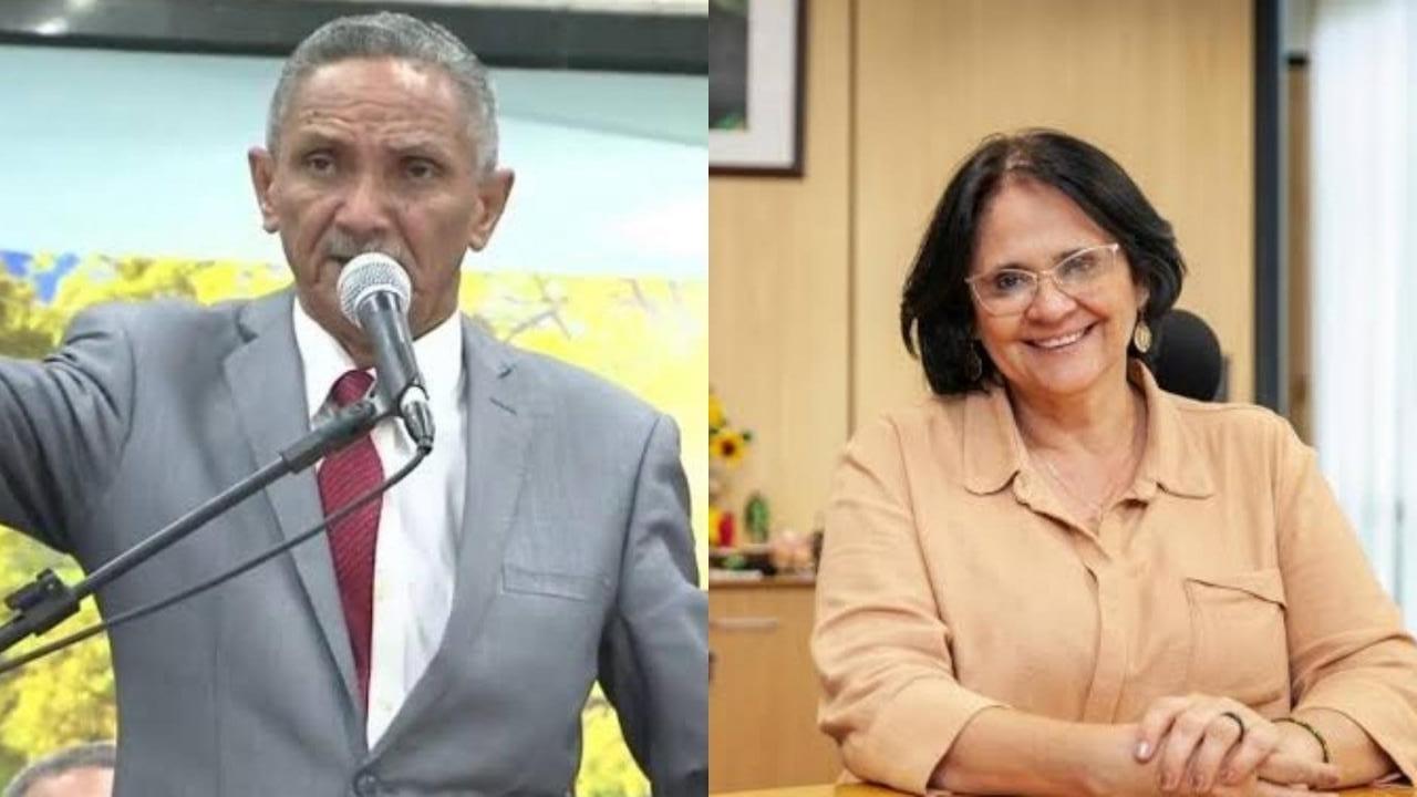 WhatsApp Image 2021 08 18 at 22.17.50 1 - Reconhecimento: ministra Damares Alves revela admiração por pastor paraibano
