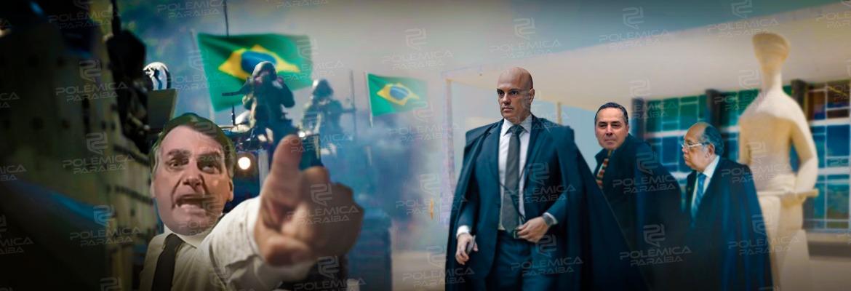 WhatsApp Image 2021 08 20 at 15.01.05 - CRISE ENTRE PODERES: relembre os ataques de Bolsonaro a ministros do STF e as consequências para o país