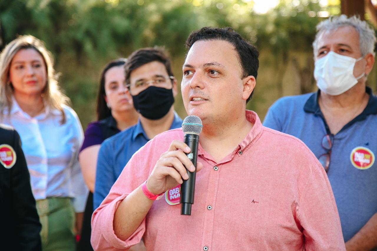 WhatsApp Image 2021 08 21 at 13.10.09 1 - NOVO MOMENTO: em evento beneficente, Raoni defende união de advogados para superar 'apatia'