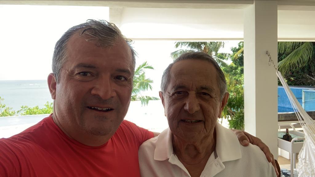 WhatsApp Image 2021 08 25 at 08.07.41 1 - Morre ex-deputado Antônio Câmara, sogro do deputado Trocolli Júnior; MDB presta homenagem em Brasília