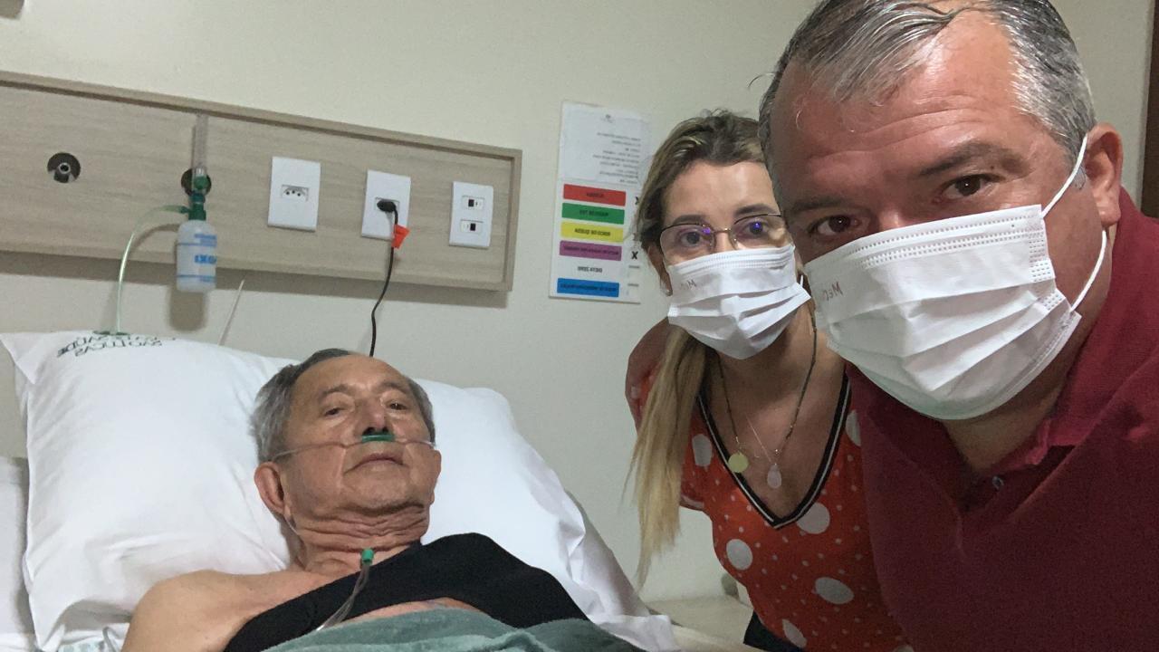 WhatsApp Image 2021 08 25 at 08.07.41 2 - Morre ex-deputado Antônio Câmara, sogro do deputado Trocolli Júnior; MDB presta homenagem em Brasília