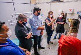 Leo Bezerra visita USFs e debate melhorias com profissionais de saúde