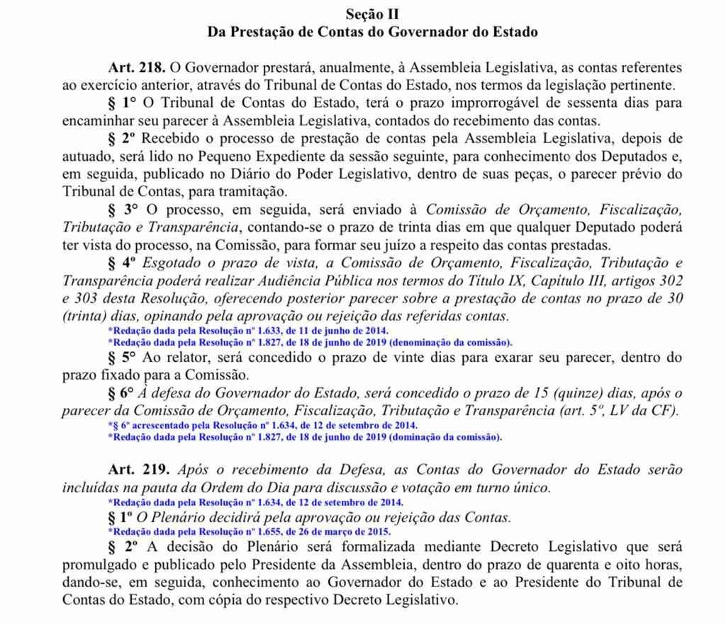 WhatsApp Image 2021 08 26 at 16.54.47 - CONTAS DE RICARDO: ALPB deve adotar critério de 'maioria simples' para votar parecer do TCE