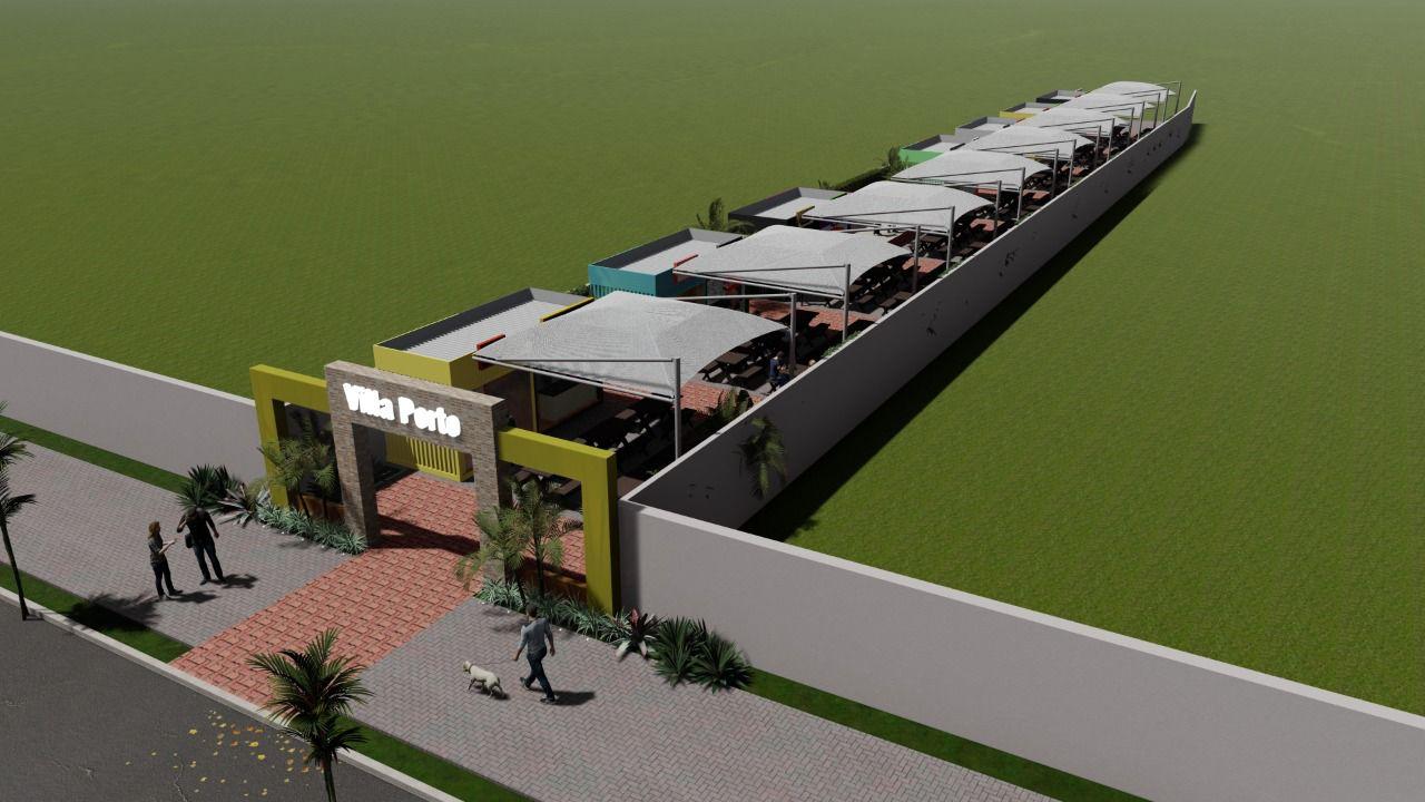 WhatsApp Image 2021 08 27 at 12.28.16 - Prefeitura de Cabedelo apresenta projeto para a criação de espaço gastronômico e de lazer no centro da cidade - VEJA IMAGENS