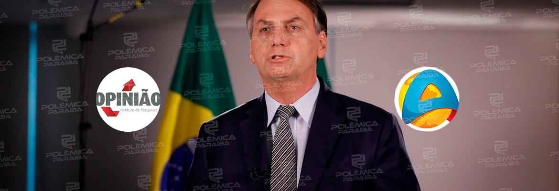 WhatsApp Image 2021 08 30 at 13.38.11 - PESQUISA ARAPUAN/OPINIÃO: Gestão de Bolsonaro é reprovada por 68,3% dos entrevistados; combate à pandemia é visto como Péssimo por 34,8% das pessoas