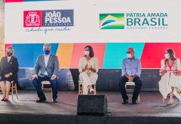 Em João Pessoa, Queiroga diz que continuará trabalhando para tornar o país mais inclusivo e primeira dama fala que o compromisso é para que todos estejam visíveis na sociedade