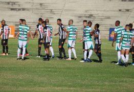 Fora de casa, Botafogo-PB empata sem gols com o Altos-PI e cai para a terceira posição