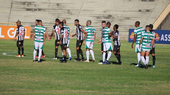 altos botafogo pb1 678x381 1 - Fora de casa, Botafogo-PB empata sem gols com o Altos-PI e cai para a terceira posição