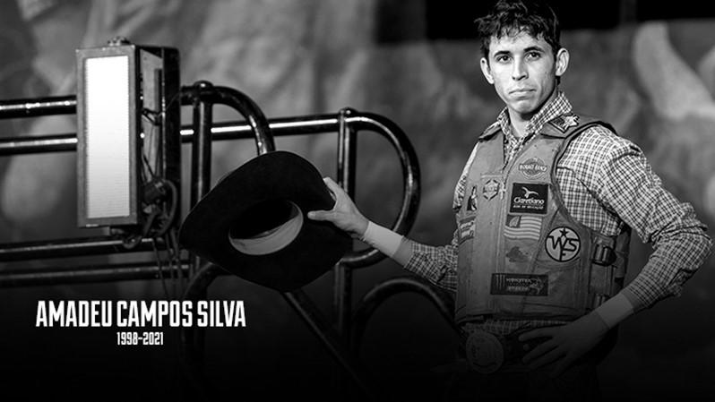 """amadeucampossilva 750x420 - Peão brasileiro morre após grave acidente com touro durante rodeio: """"Era uma estrela em ascensão"""""""