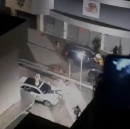 assalto a banco em aracatuba 30082021085202699 - TERROR EM ARAÇATUBA: Criminosos usaram drones para monitorar ataques a bancos e realizar fuga