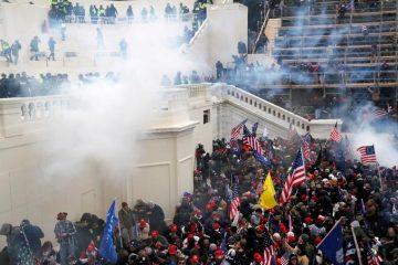 ataque ao capitolio em 06 de janeiro de 2021 360x240 - Quatro policiais que enfrentaram ataque ao Capitólio cometeram suicídio