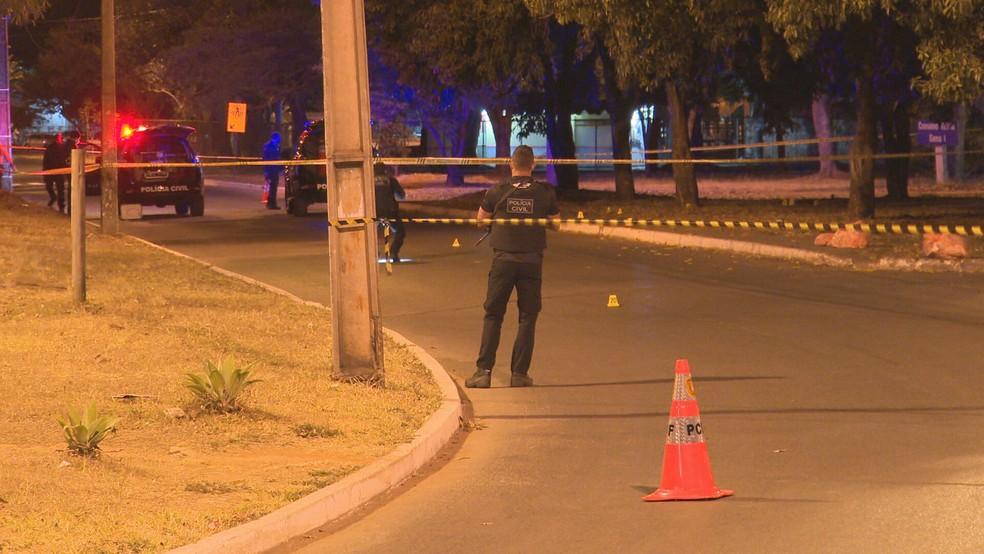 av morte gama bddf.transfer frame 382 - VÁRIAS FACADAS: Travesti é encontrada morta e com marcas de agressão em rua no DF