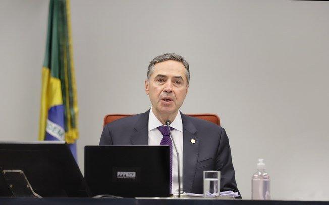 "b76sih40o8lycby8qirrl6yfv - Barroso rebate Bolsonaro sobre Dirceu: ""Quem dá indulto é o presidente da república"""