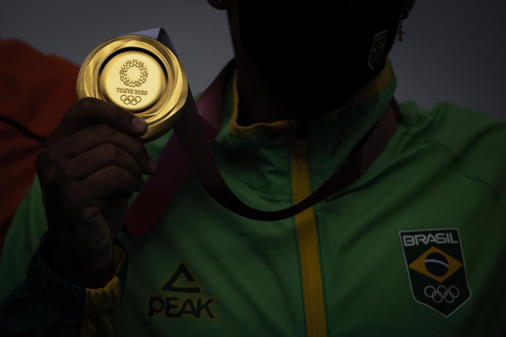 baixados 4 - Brasil encerra Olimpíada com seu melhor desempenho de todos os tempos