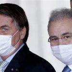 bolsonaro queiroga 150x150 - Bolsonaro e apoiadores pressionaram Queiroga pela suspensão da vacinação de adolescentes