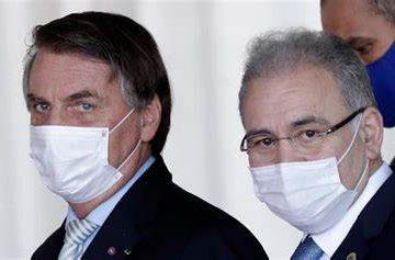 bolsonaro queiroga 360x237 - Bolsonaro e apoiadores pressionaram Queiroga pela suspensão da vacinação de adolescentes
