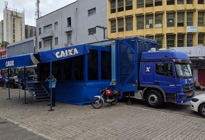 caminh - Caixa renegocia dívidas em João Pessoa nesta semana; veja local e horários