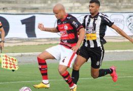 CLÁSSICO DOS MAIORAIS: Em jogo de poucas emoções, Treze e Campinense empatam em 0 a 0 no estádio Amigão