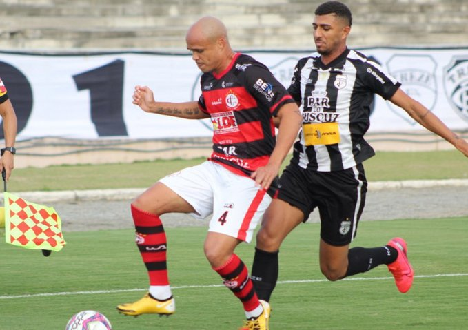 campinense treze - CLÁSSICO DOS MAIORAIS: Em jogo de poucas emoções, Treze e Campinense empatam em 0 a 0 no estádio Amigão