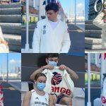 cardiga 150x150 - Atleta britânico exibe casaco de lã que tricotou durante as Olimpíadas; veja fotos