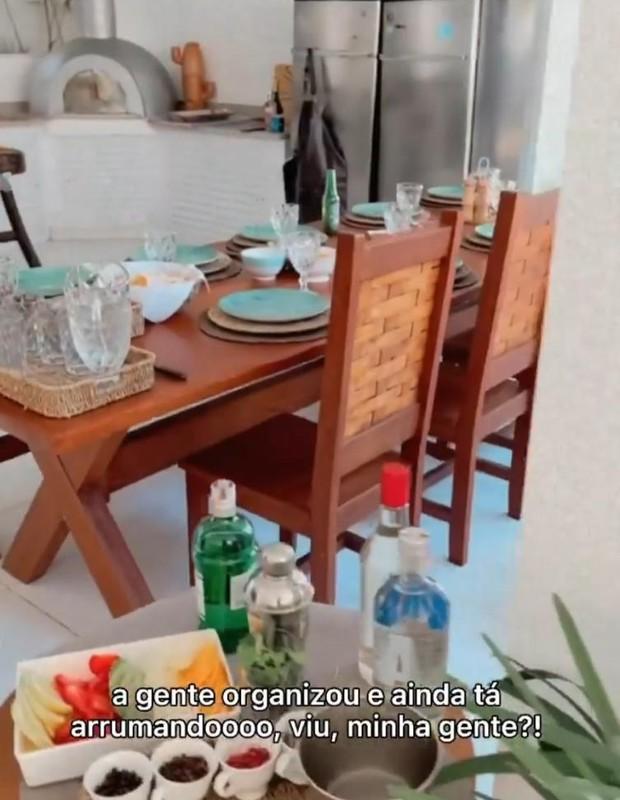 casa juliette - DE CASA NOVA: Juliette mostra imagens do novo imóvel onde está morando no RJ - VEJA FOTOS