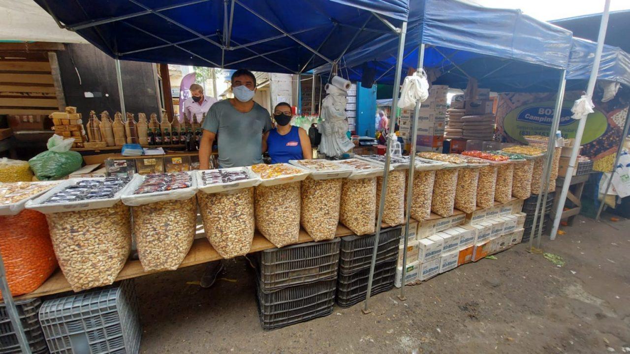 castanha 1 1536x864 1 scaled - Preço das castanhas varia 25% na principal feira de Campina Grande