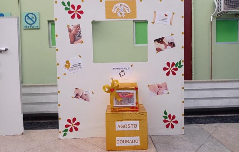 cdec5e98 6118 438c 9aa4 3f3fbfab7a9b - Hospital de Trauma de João Pessoa arrecada recipientes para doação de leite materno