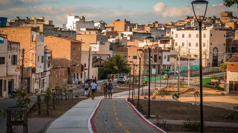 ciclis - Conde está entre as melhores cidades do Nordeste para pedestres e ciclistas